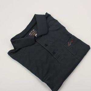 Greg Norman for Tasso Elba Play Dry Golf Polo XLT